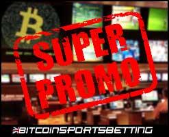 Bitcoin Sportsbook Promo Code