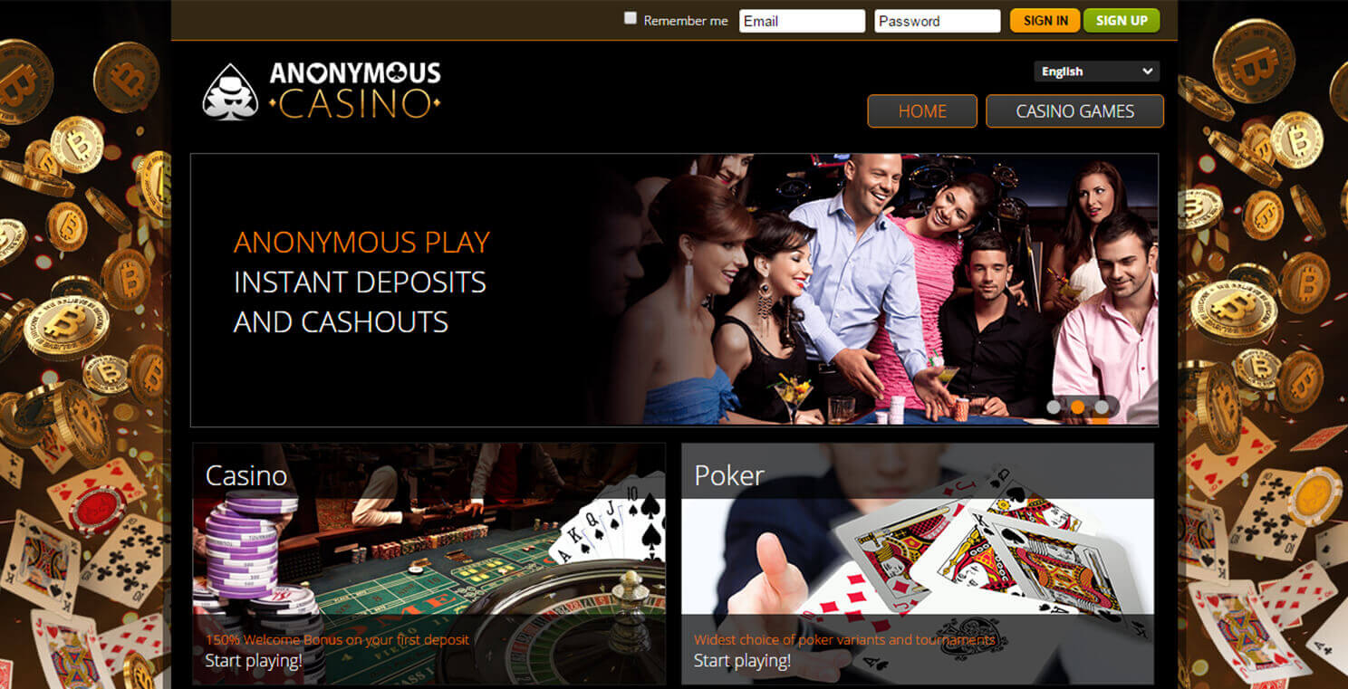 Anonymous Casino Image 0