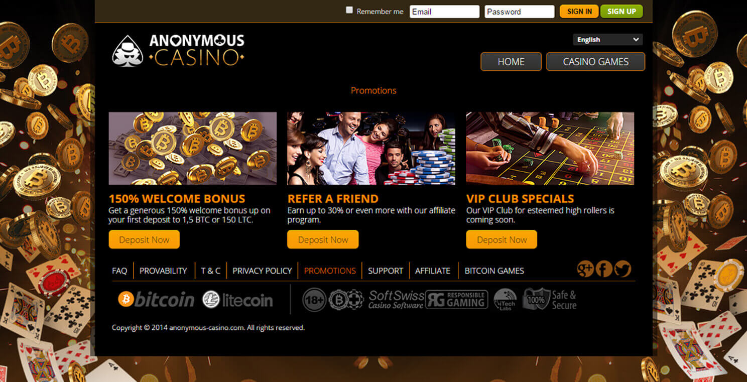 Anonymous Casino Image 2