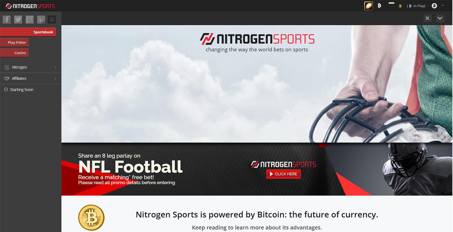 Nitrogen Sports Image 1