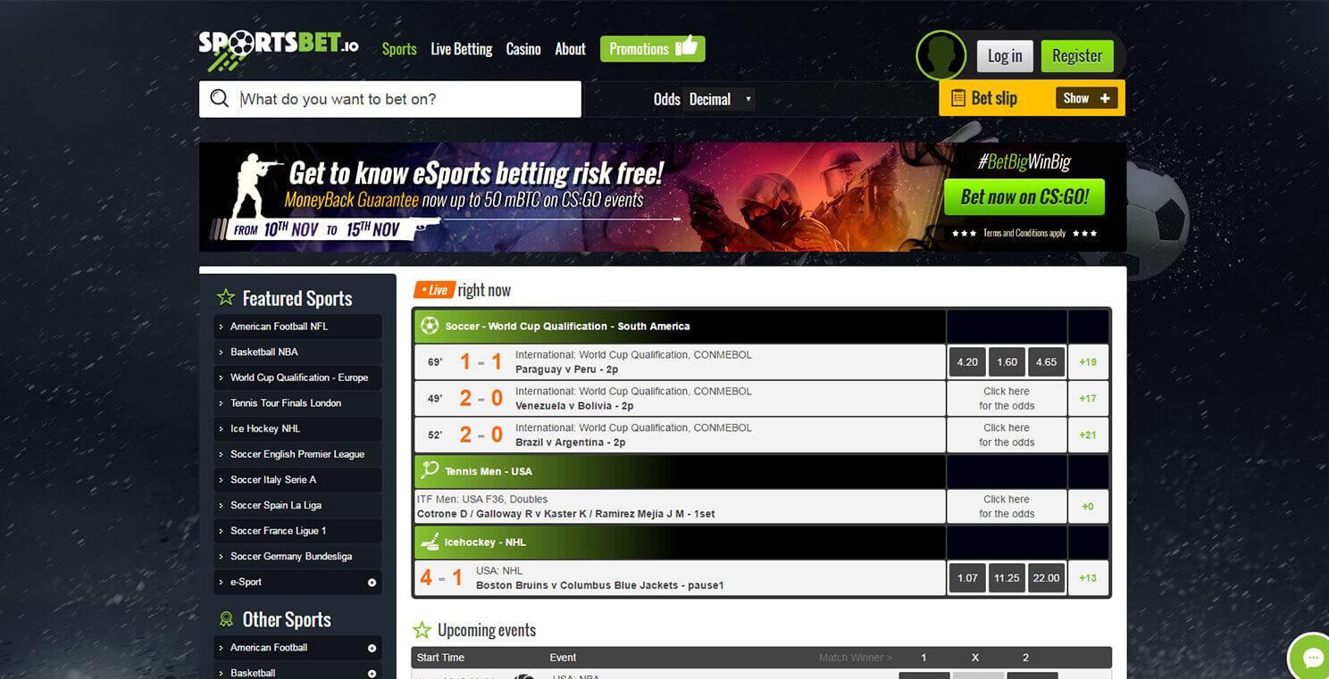 Sportsbet.io Image 0