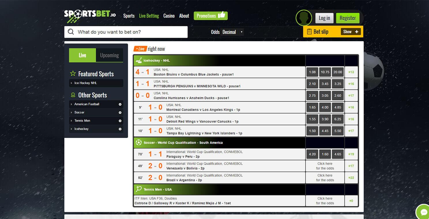 Sportsbet.io Image 1