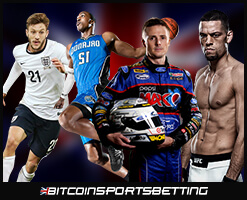 Best Bitcoin sportsbook UK