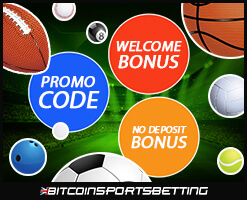 Bitcoin sports betting bonus