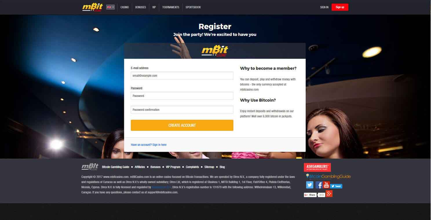 mBit Sportsbook Image 3