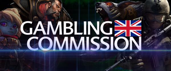 UKGC Raises Concerns over eSports Betting