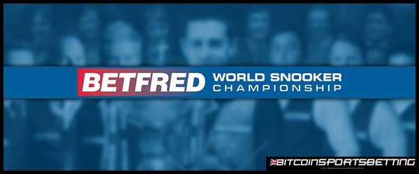 Sportsbooks Predict Different 2017 World Snooker Champions