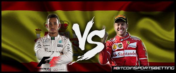 Hamilton & Vettel Will Dominate Spanish Grand Prix 2017