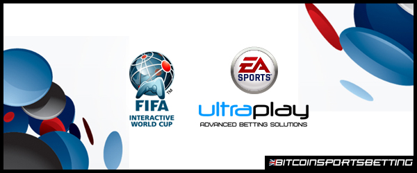UltraPlay Provides FIFA Interactive World Cup Odds