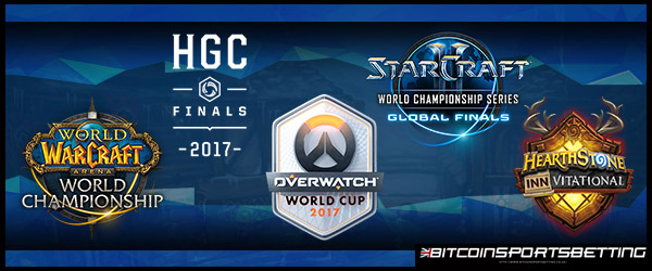 BlizzCon 2017 esports tournament