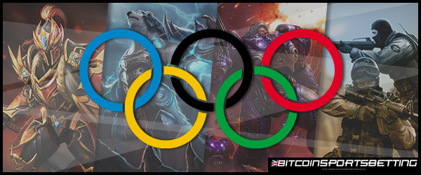 Will Future Olympic Events Finally Feature Esports Matches?