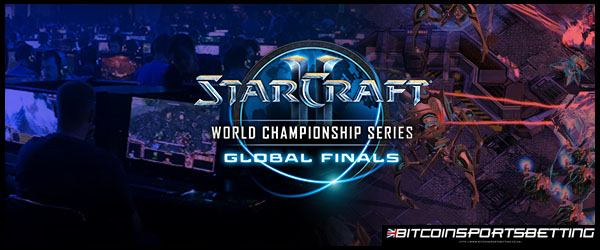 StarCraft WCS Global Finals 2017 Ready for BlizzCon