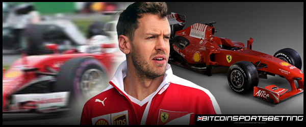 Vettel Still Second Favored to Win USA Grand Prix 2017