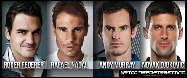 Who will win: Rafael Nadal, Roger Federer, Andy Murray, or Novak Djokovic?