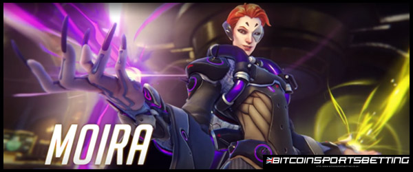 Blizzard adds Moira to Overwatch