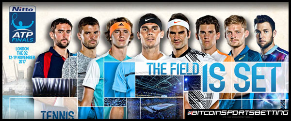 ATP World Tour 2017 Finals runs from Nov. 12 to 19