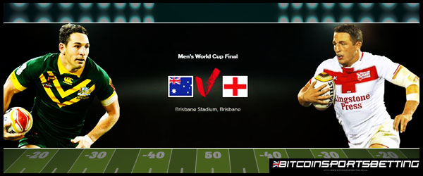 Australia faces England in Rugby League World Cup 2017 finals
