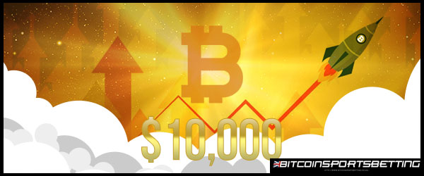 Bitcoin Price continues to rise beyond $10,000