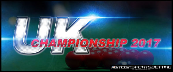 UK Championship 2017: Odds Expect O'Sullivan's 6th Title
