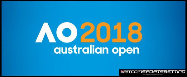 Federer & Muguruza Lead Australian Open 2018 Outright Odds
