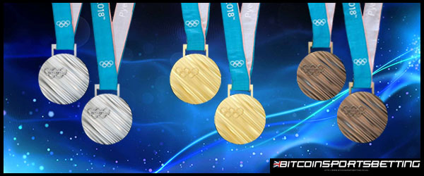 Gold, Silver, and Bronze Medals for PyeongChang Winter Olympics