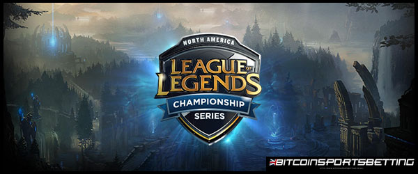 Catch NA LCS Spring Split 2018 in Bitcoin Sportsbooks