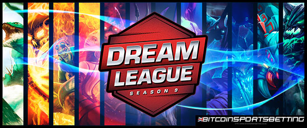 8 Teams to Fight for $300,000 in DreamLeague Season 9