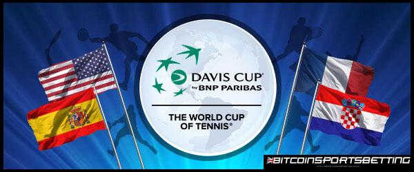 Spain Has Better Odds to Reach Davis Cup 2018 Finals