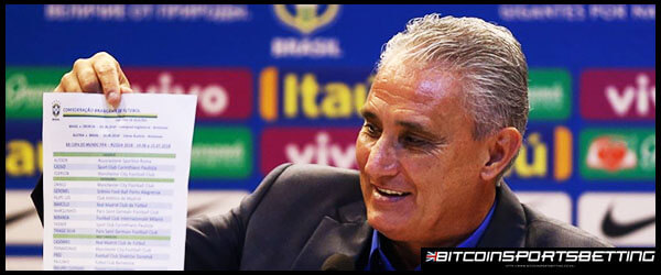 Boss Tite Reveals Brazil Squad to Conquer Russia