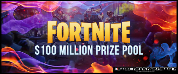 Fortnite Esports Pro-Season Offers US$100 Million in Prizes