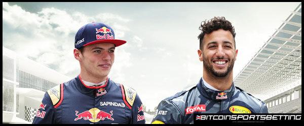 Ricciardo & Verstappen Get Better Odds for Monaco GP 2018