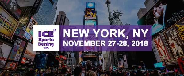 New York to Host ICE Sports Betting USA in November 2018