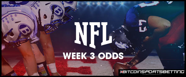 UK Sportsbooks Reveal Their NFL Week 3 Predictions