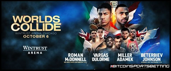 Vargas vs Dulorme Worlds Collide