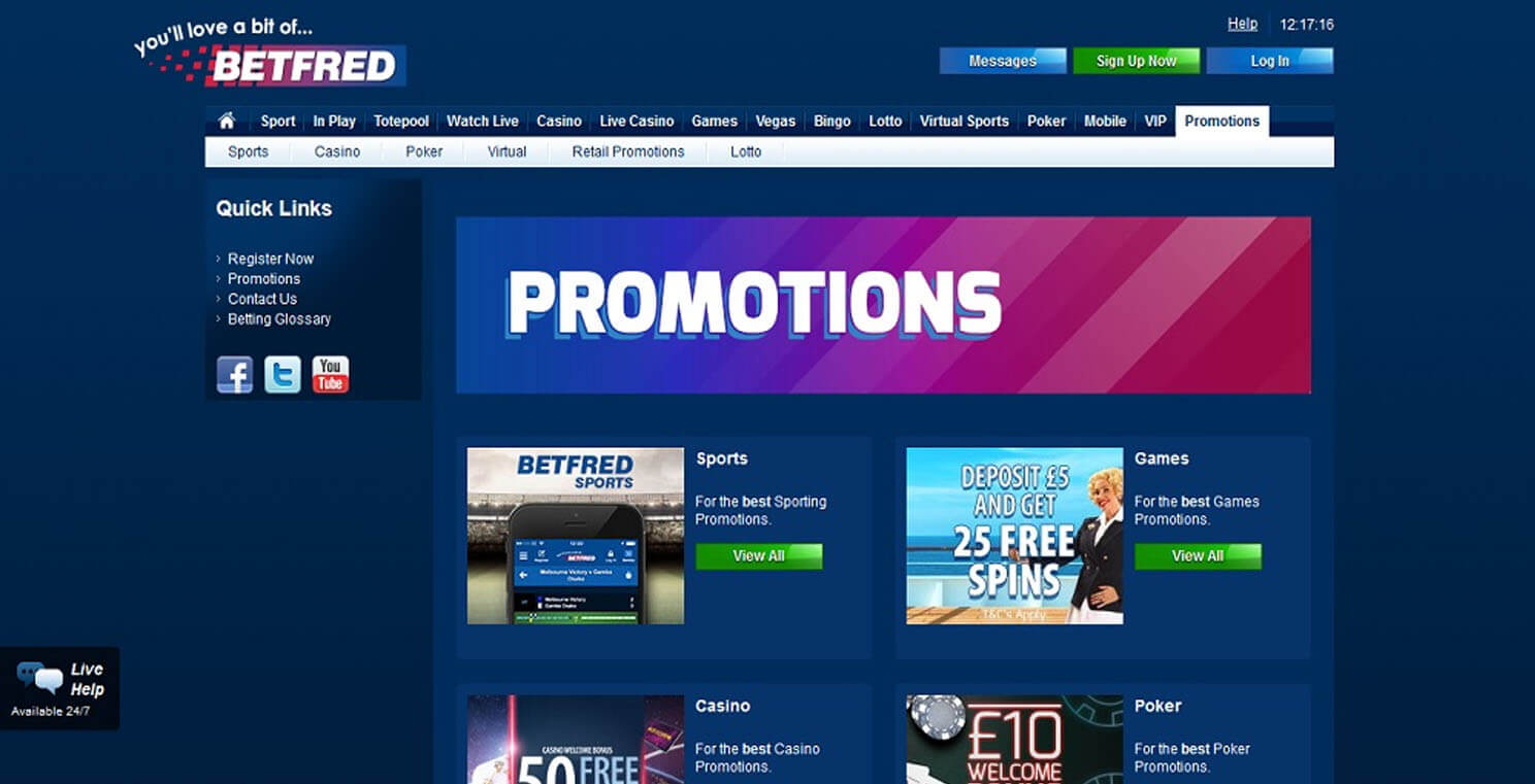 Betfred Image 1