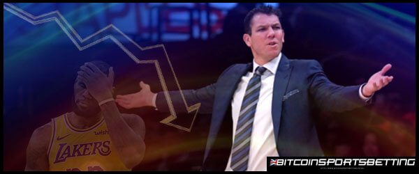 Is Coach Luke Walton to Blame for Lakers' Low Rank?