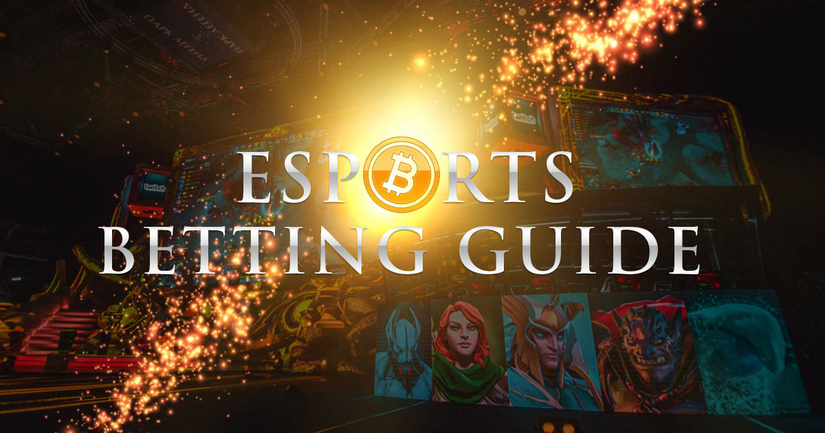 Esports betting guide for beginners