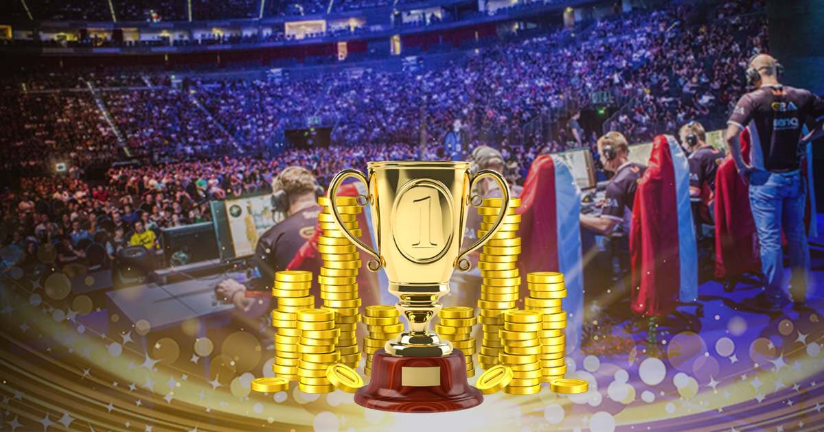 How Come Esports Prize Pools Go Over Millions of Dollars?