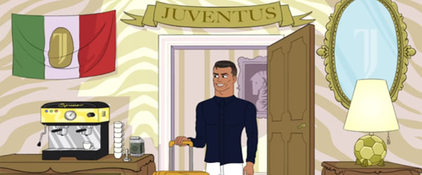 The Champions Ronaldo Juventus