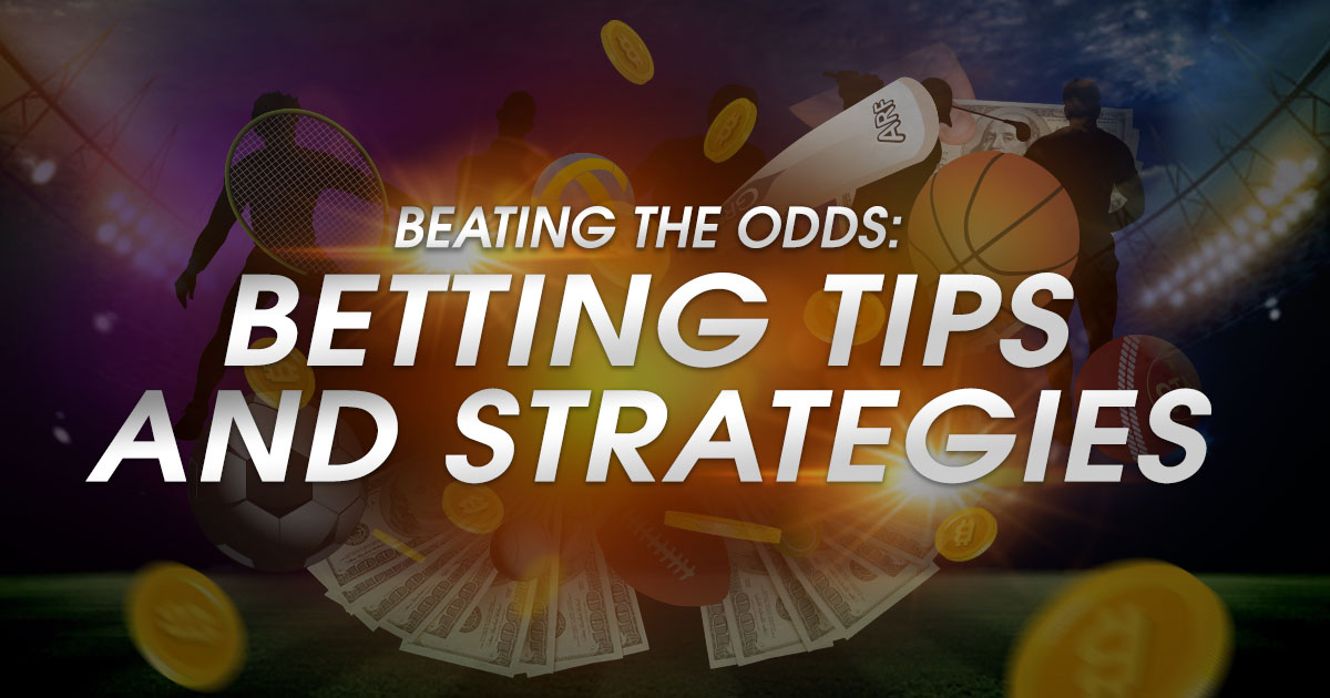 Have Bigger Chances of Beating the Odds with These Bitcoin Sports Betting Tips Additional Image #1