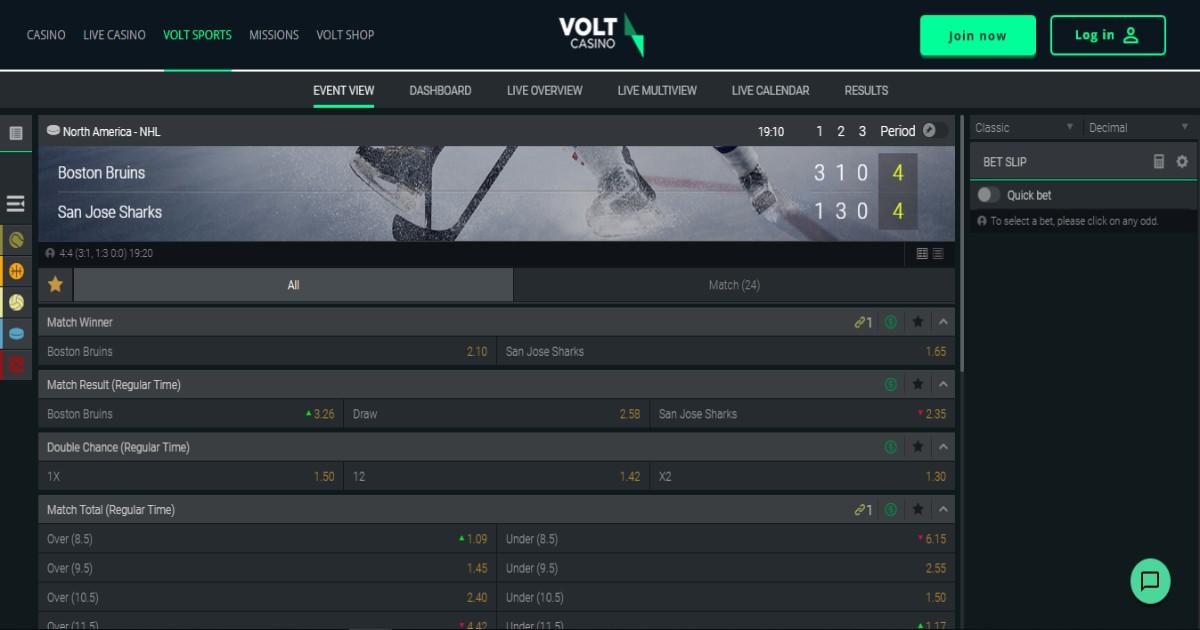 Volt Casino Image 2