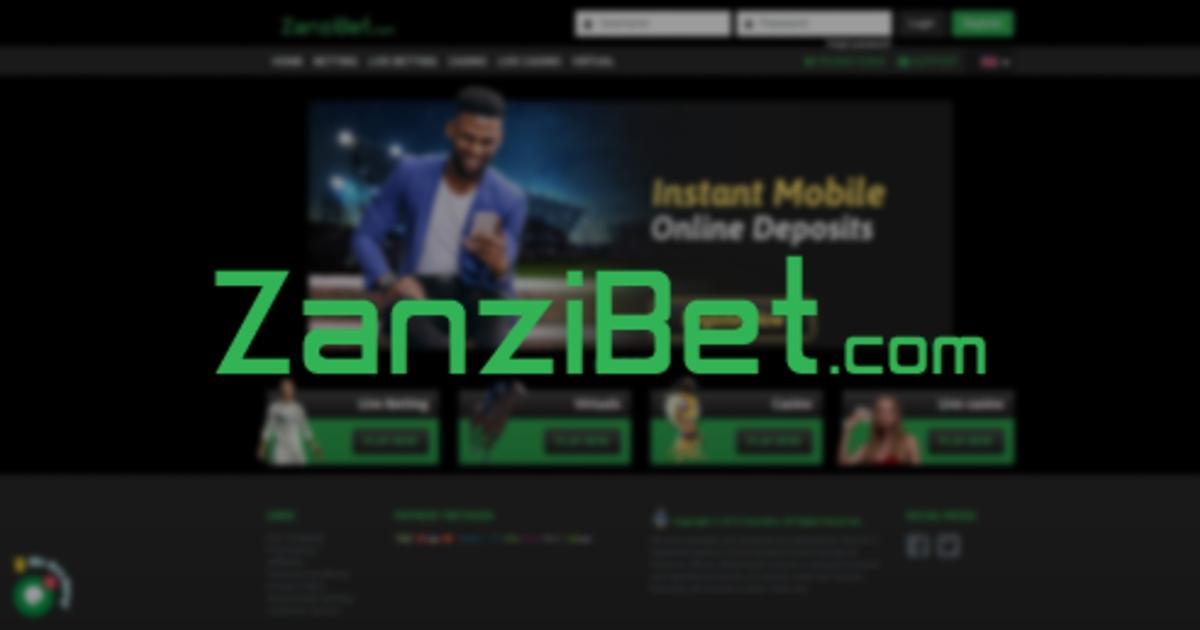 ZanziBet Image 0