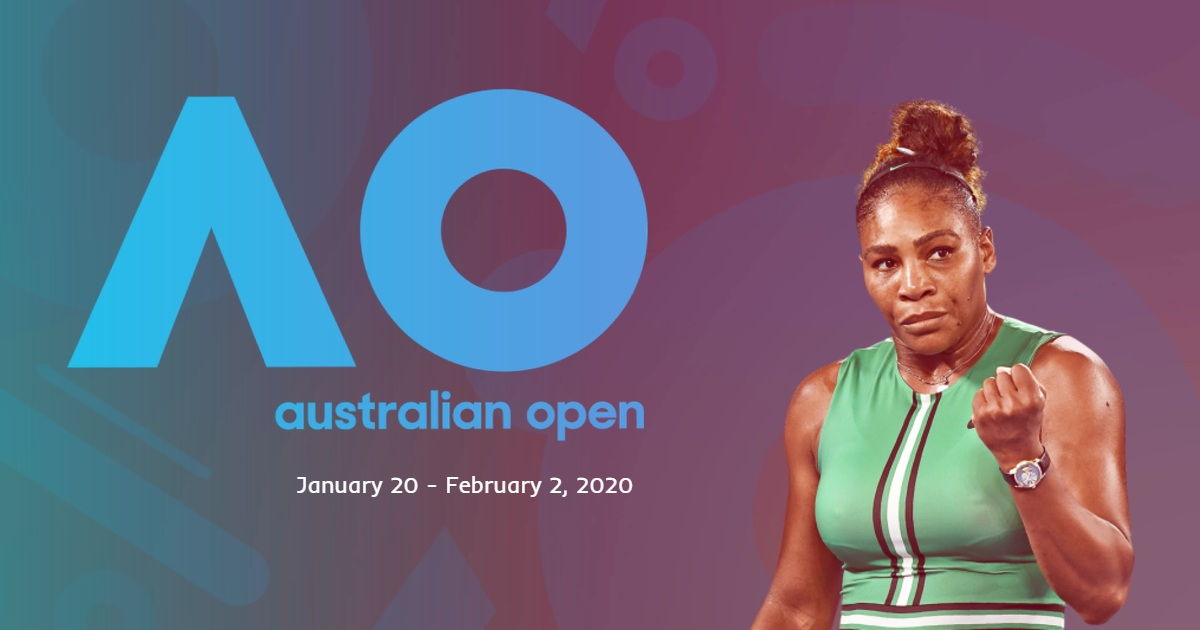 Despite 3 Years w/o Wins, Williams Gets Highest Australian Open 2020 Book Odds