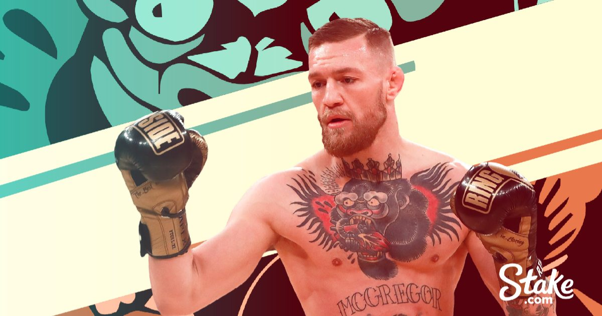 Bitcoin Is Your Biggest Chance of Winning Money in the McGregor-Cerrone Fight
