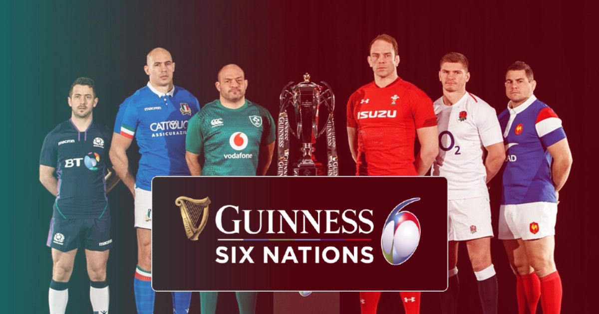 Six Nations 2020 Championship Odds Favor England, Ireland